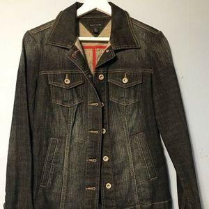 Tommy Hilfiger Denim Blue Jean Jacket Size S